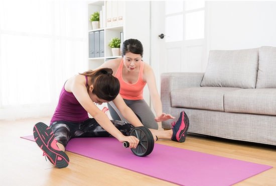 Maryland In Home Personal Training by Home Core Fitness