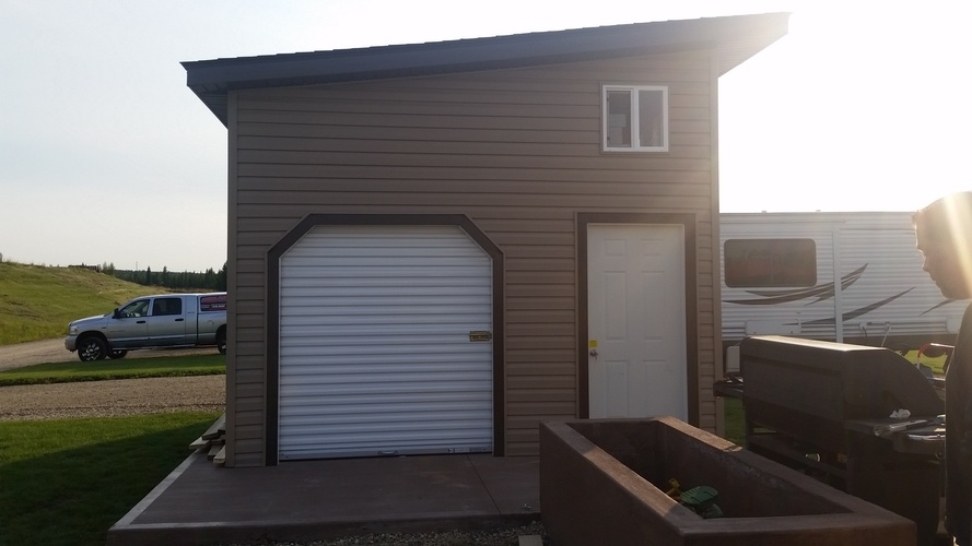 Gallery | Shed Builder Sturgeon County, Alberta | Portable ...