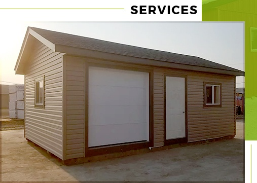 Portable Garages Sturgeon County