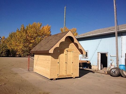 Garden Sheds Sturgeon County