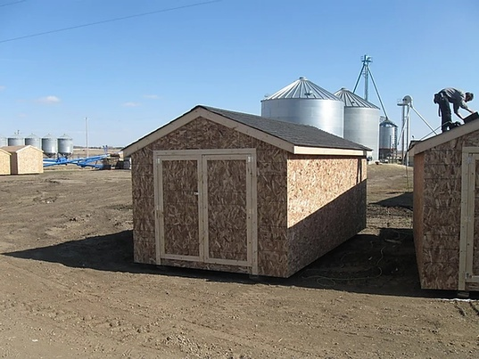 Custom Portable Sheds Sturgeon County