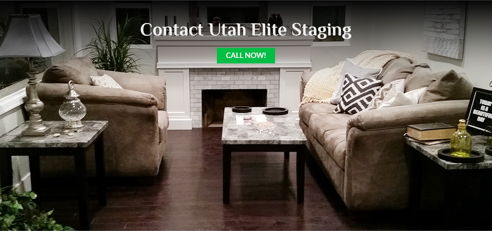 contact Utah Elite Staging