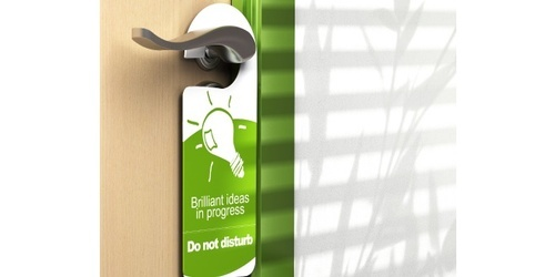 Door Hangers Design and Printing Surrey by Minuteman Press Burnaby