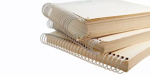 Wire Binding Services Surrey by Minuteman Press Burnaby