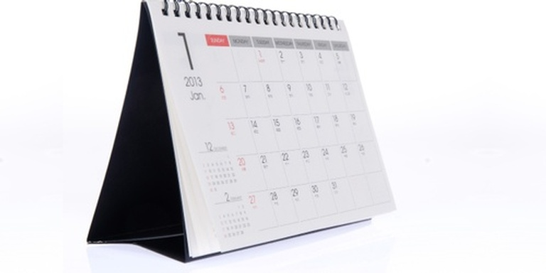 Calendar Printing Coquitlam by Minuteman Press Burnaby