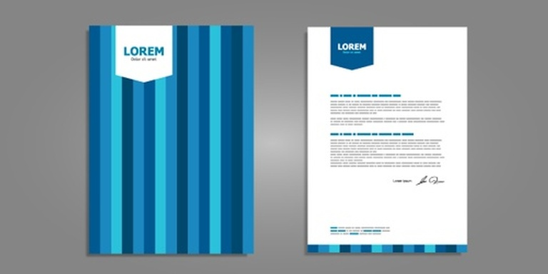 Letterhead Design and Printing Abbotsford by Minuteman Press Burnaby