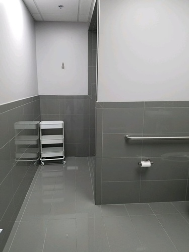 Washroom Inside Lee Banks Fitness Enterprises LLC - Fitness Center in Jacksonville