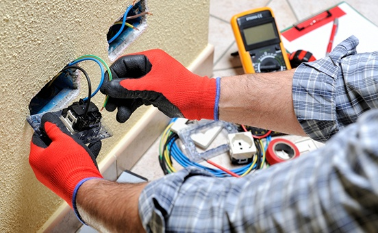Industrial Electrical Work Leduc
