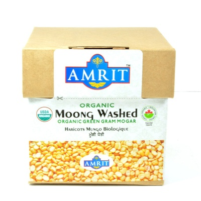 Organic Moong Dal Wash