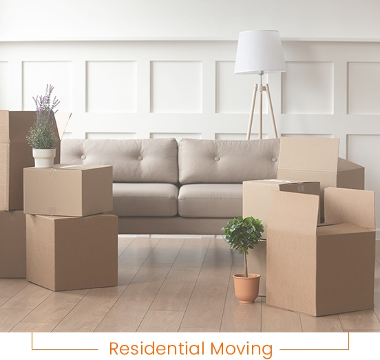Residential Moving Services Québec
