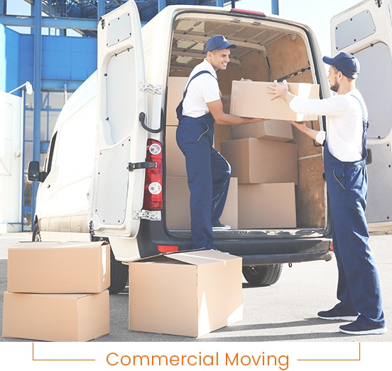Commercial Moving Services Montréal