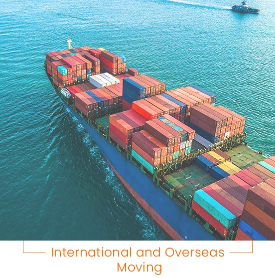 International and Overseas Moving