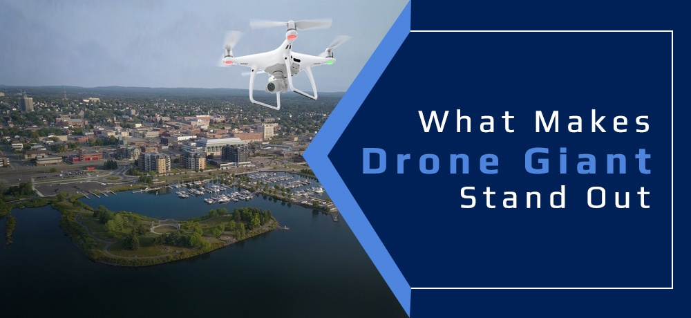 Blog by Drone Giant