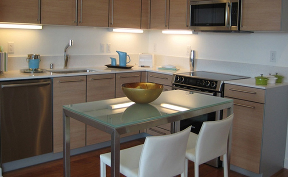 Well Arranged Furniture in a Kitchen - Professional Organizing Services Sacramento by Bethany St. Clair