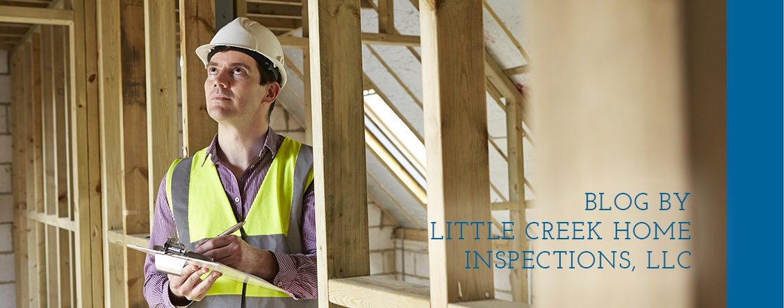 Blog by Little Creek Home Inspections, LLC