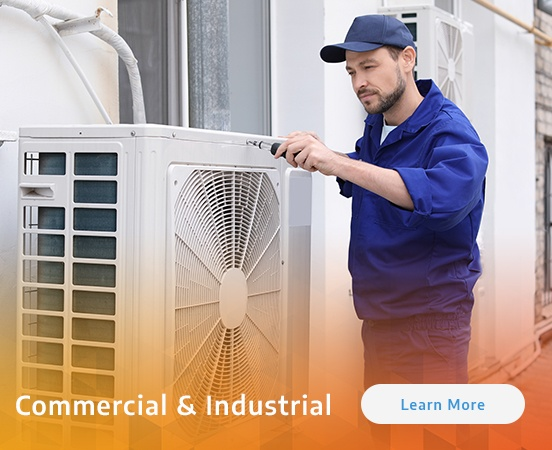 Commercial HVAC Company Cambridge