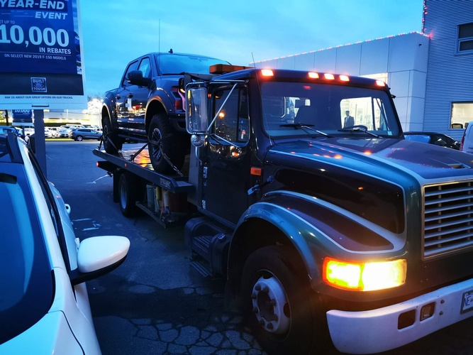 Car Towing Burnaby