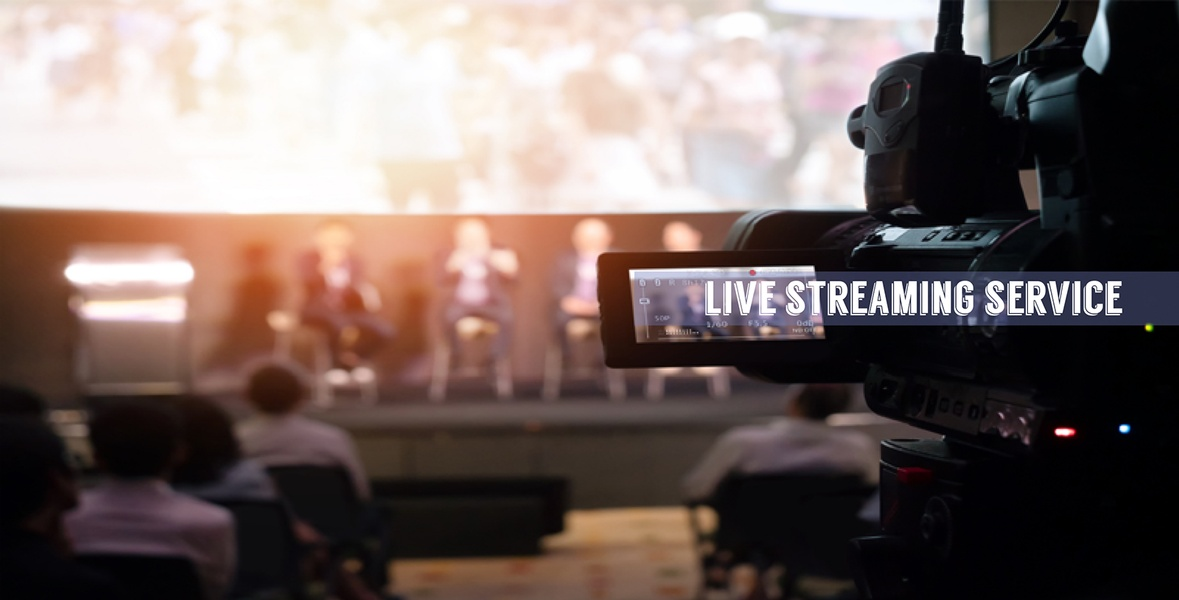 live streaming service