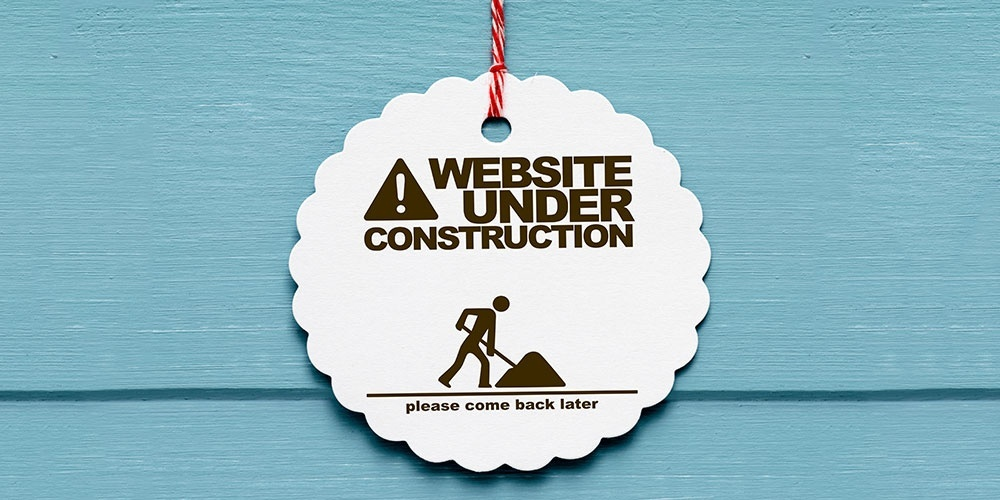 New Website Under Construction - Budding Creations