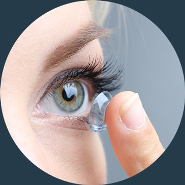 Contact Lens Therapy, Grande Prairie, Alberta