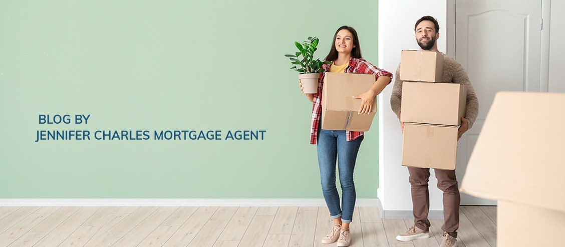 Blog by Jennifer Charles Mortgage Agent