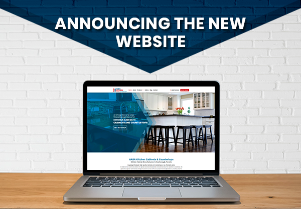 Announcing The New Website by AABA Kitchen Cabinets and Countertops