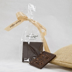 Cocoa Nibs Chocolate Bar