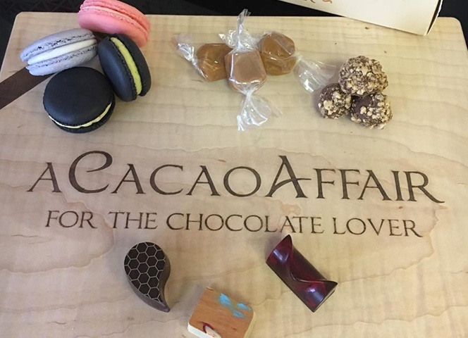 About A Cacao Affair