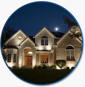 LANDSCAPE LIGHTING INSTALLATION, NANAIMO, BC