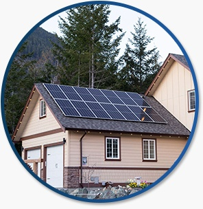 SOLAR PANEL INSTALLATION, NANAIMO, BC
