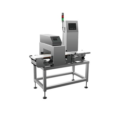 Metal Detector and Checkweigher Combo Unit