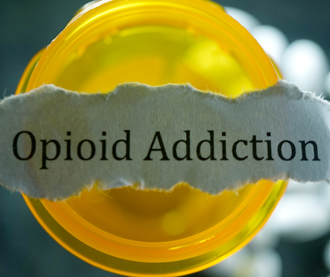 Opioids Addiction Treatment Caldary