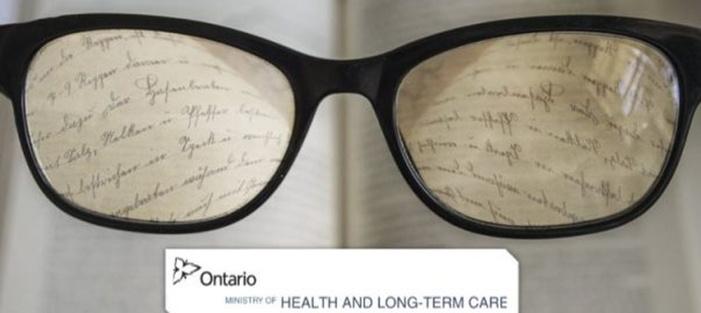 Eye Care Coverage in Ontario: Explained