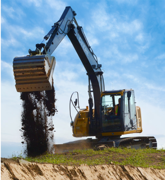 Excavator Operator Training Langley