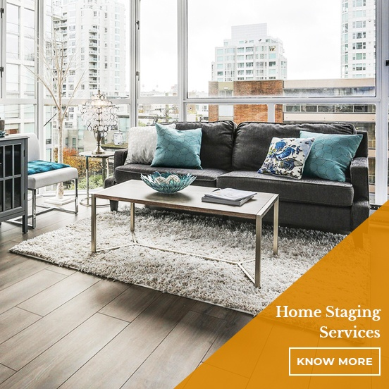 Staging Vancouver