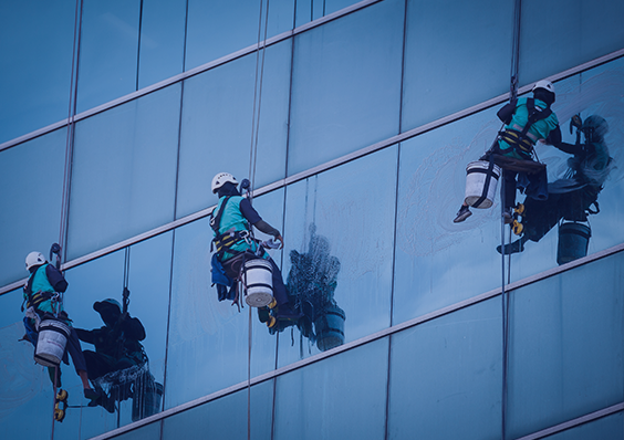 Commercial Window Cleaning Services - Commercial Cleaners in Burnaby, BC