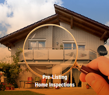 Pre-Listing Home Inspections