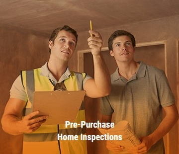 Pre-Purchase Home Inspections