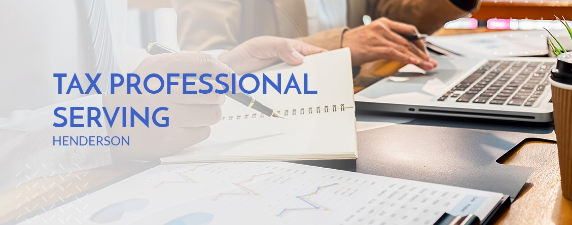 Tax Professional Serving Henderson