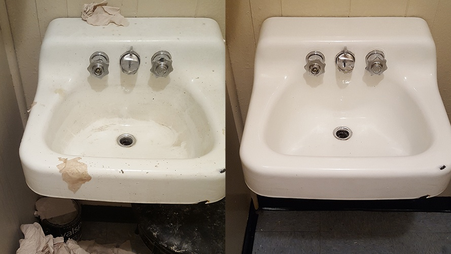 Basin Cleaning by Affordable Cleaning Solutions, Inc. - Commercial Cleaning Services Canton