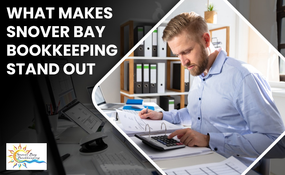 Blog by Snover Bay Bookkeeping