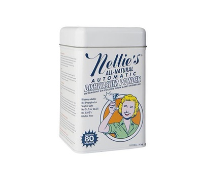 Nellies All Natural Dishwasher Powder 80 Loads