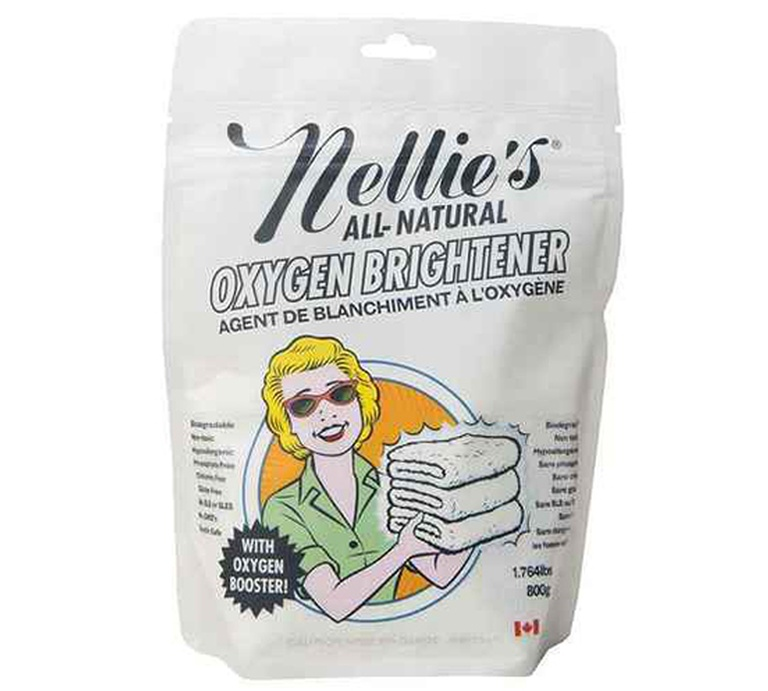 Nellies All Natural Oxygen Brightener Laundry Detergent