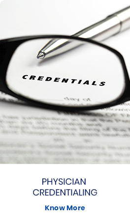 Physician Credentialing