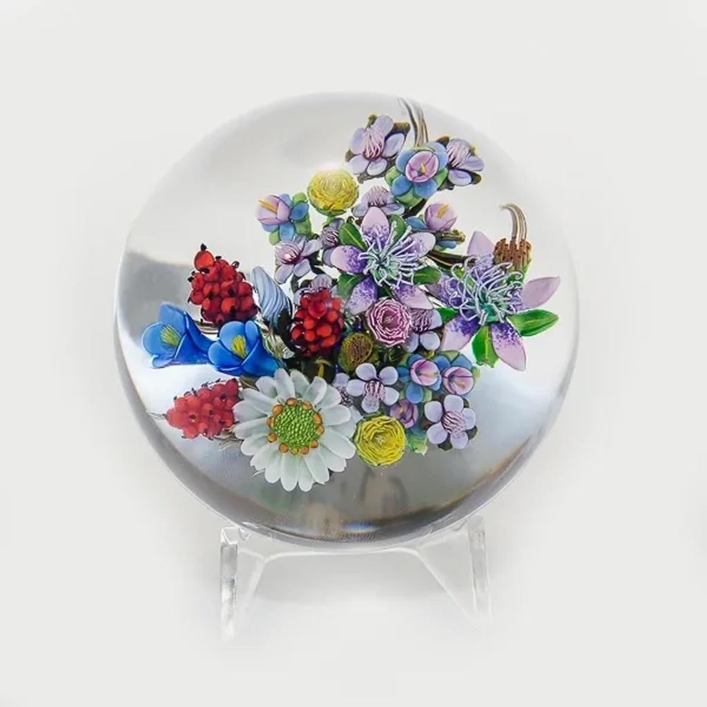 Floral Design Paper Weight - Product Photography Services New Jersey by Phillip Angelo