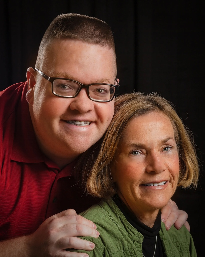 Mother-Son Captured by Phillip Angelo - Portrait Photographer New Jersey