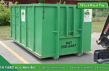 Eco Mini Bins Inc.