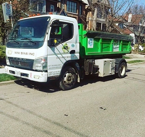 Waste Disposal Company Toronto