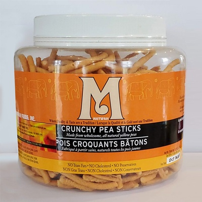 Crunchy Pea Sticks