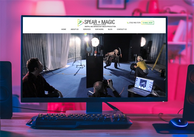 Latest Blog Posts by Spear & Magic Productions